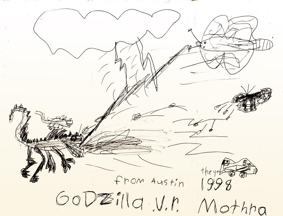 austins Godzilla